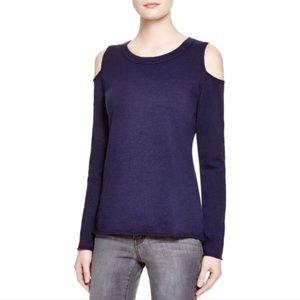 Nation LTD • long sleeve cold shoulder long sleeve
